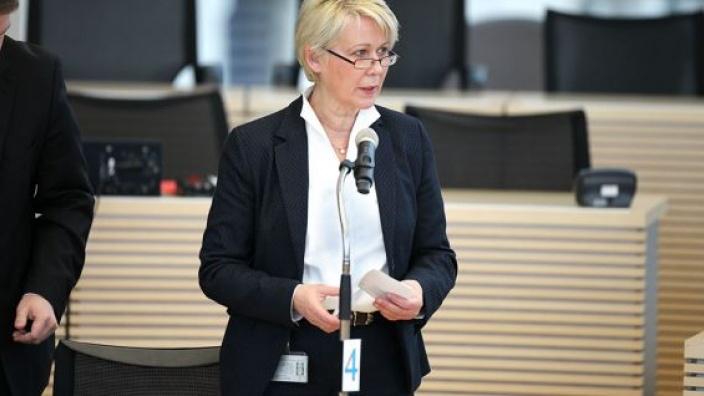 Astrid Damerow, MdL